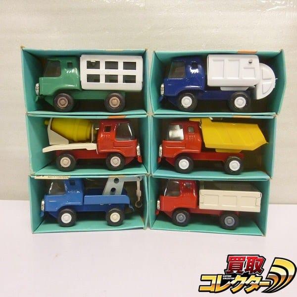 スワロートーイス ヘビーゲージ メタルトラック 6種 / 日本製