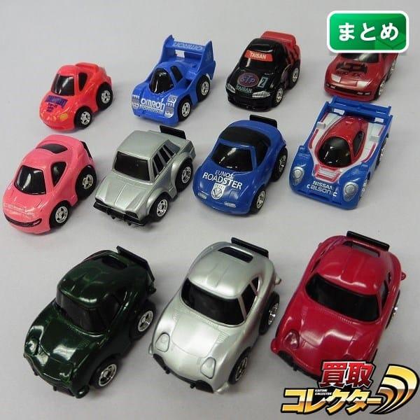 チョロQ HG 日本製 セリカ ポルシェ956 スカイラインGT-R 他