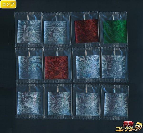 ビックリマン ホロセレクション 2 12種類 コンプ ヤマト爆神 2種 他