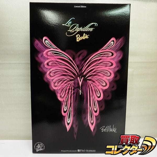 マテル Barbie パピヨンバービー ボブ・マッキー / MATTEL