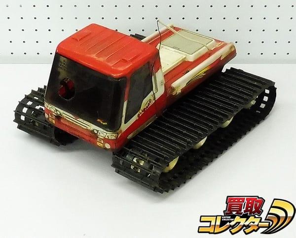京商 ニトロ ブリザード / 履帯式RC雪上車 エンジン・メカ付