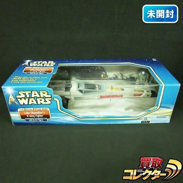 ハズブロ X-ウイング ファイター with R2-D2 フィギュア