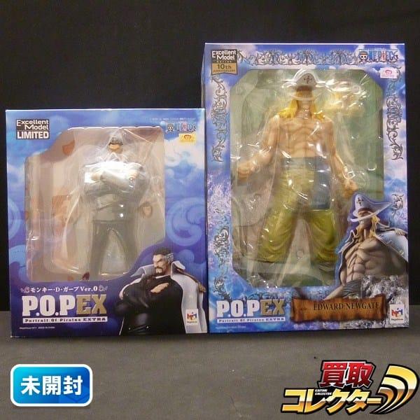 P.O.P EX 白ひげ モンキー・D・ガープ Ver.0 ワンピース
