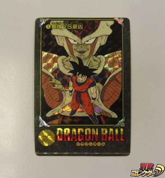 ドラゴンボール カードダス ビジュアルアドベンチャー 5 エラー