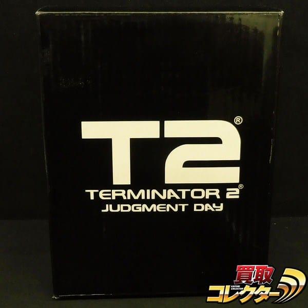 T2 ターミネーター2 JUDGMENTDAY T-800 ヘッドフィギュア