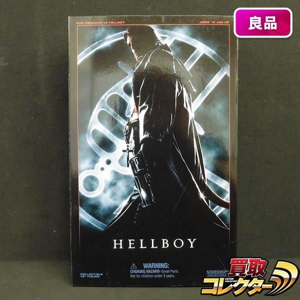 サイドショウ 12インチ フィギュア ヘルボーイ / Hellboy