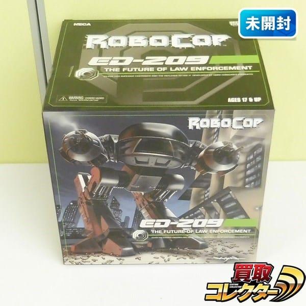 NECA ネカ ED-209 / ロボコップ REEL TOYS サウンド・エフェクト