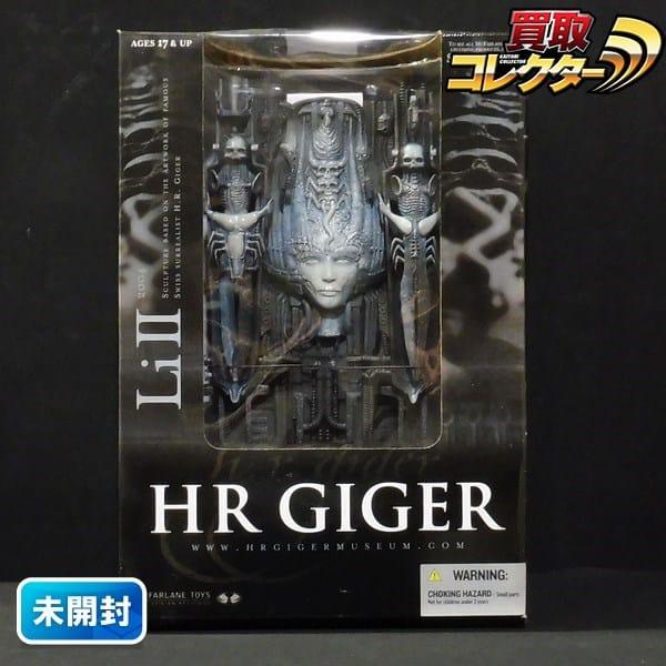 マクファーレントイズ HR GIGER ギーガー Li II 2004 / スポーン