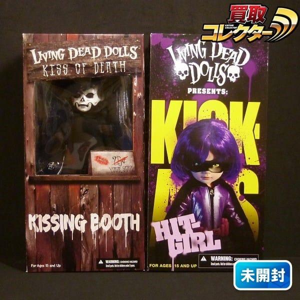 メズコ リビングデッドドール Kiss of DEATH KICK ASS