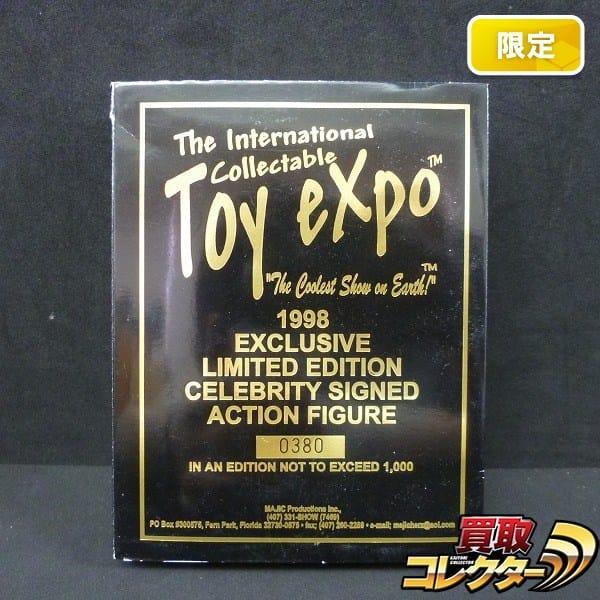 ケナー1998 Toy Expo ウーラ&サレシャス フェミテイラーサイン入