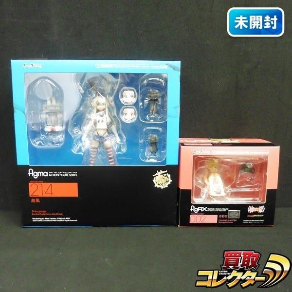 MaxFactory figma 214 艦これ 島風 figFIX 002 物語 忍野忍