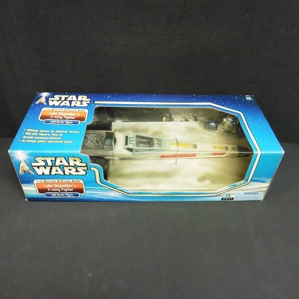 ハズブロ STARWARS Xウィング ファイター R2-D2フィギュア付き