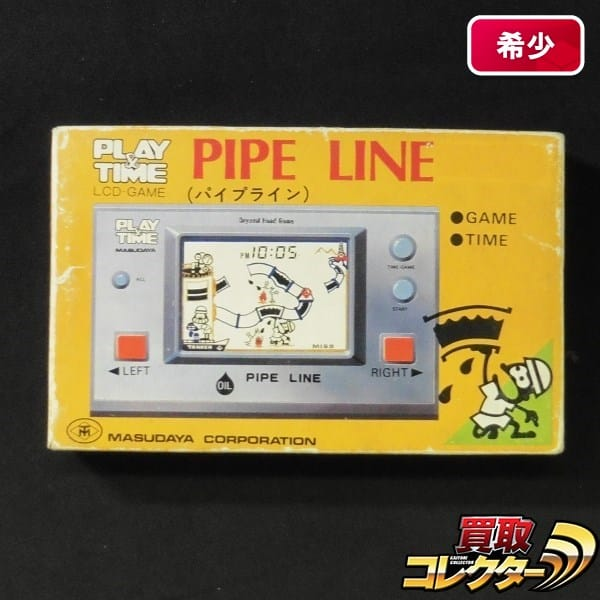 LCD パイプライン PIPE LINE / PLAY&TIME