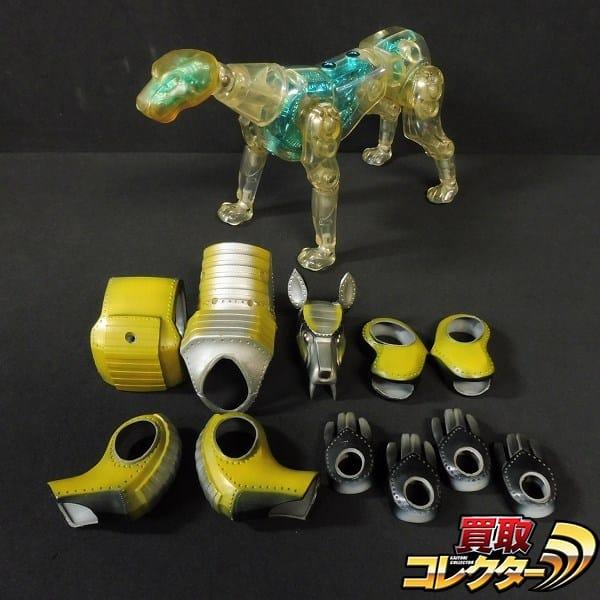 変身サイボーグ サイボーグジャガー 超獣セット ドラゴンK