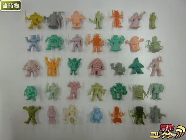 ロッテ 当時物 ネクロスの要塞 消しゴム フィギュア 人形 35体