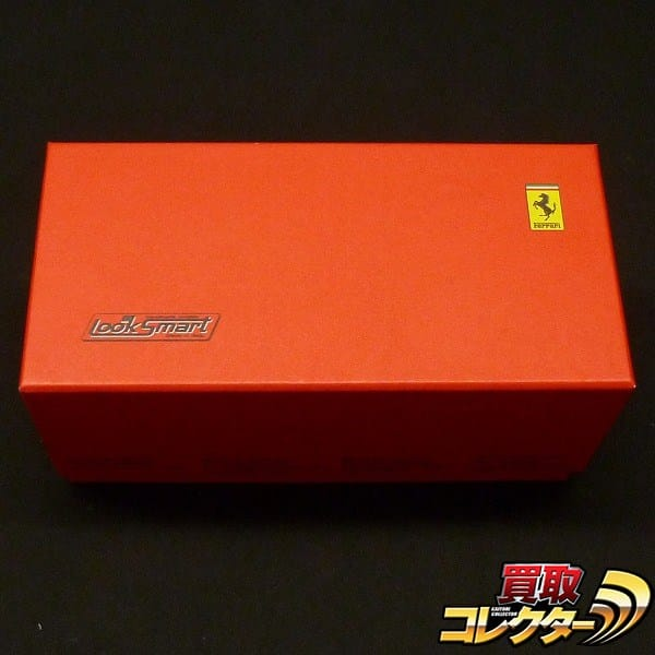 ルックスマート 1/43 フェラーリ FXX 2005 赤 / ミニカー