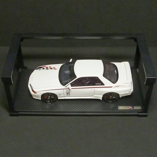 イグニッションモデル 1/18 日産スカイライン GT-R ニスモ R32_3