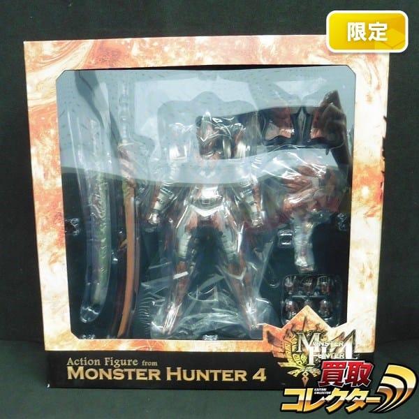 千値練 限定 モンハン4 レウスシリーズ 装備 ハンター 剣士