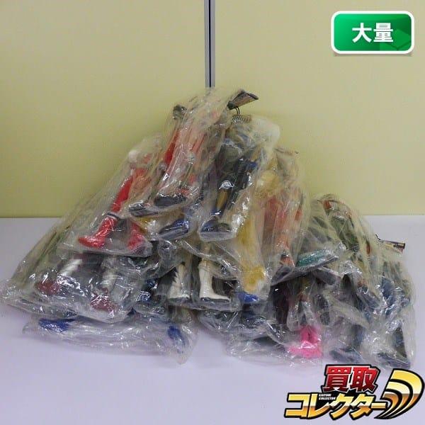 仮面ライダー 戦隊 ウルトラマン ビッグサイズ ソフビ 大量