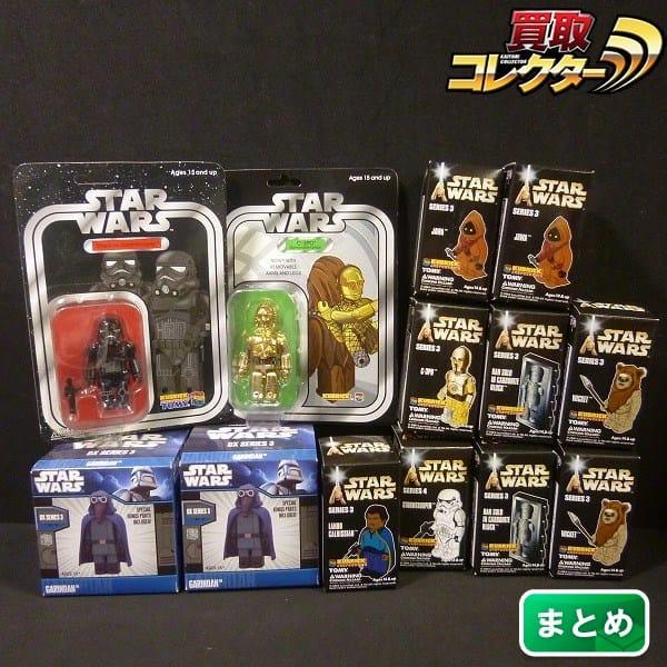 メディコム STARWARS KUBRICK シリーズ3 ウィケット C-3PO 他_1
