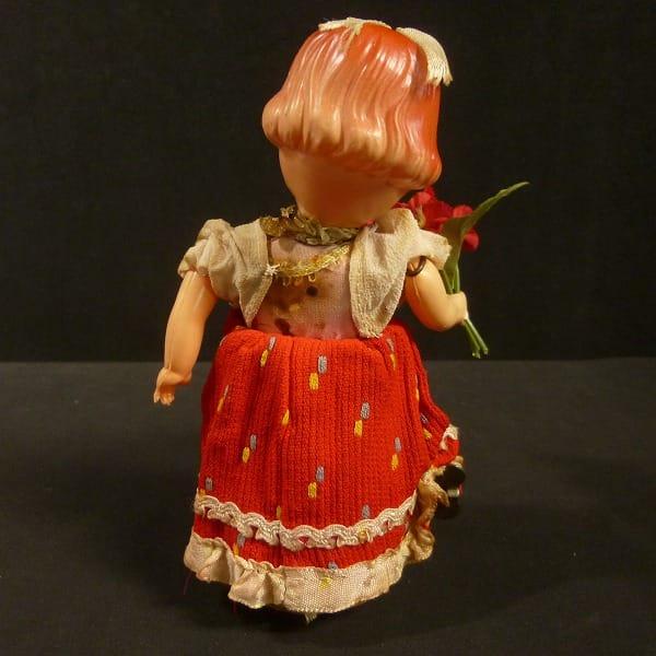 富士プレス工業 ゼンマイ ブリキ人形 / 日本製 レトロ玩具_3