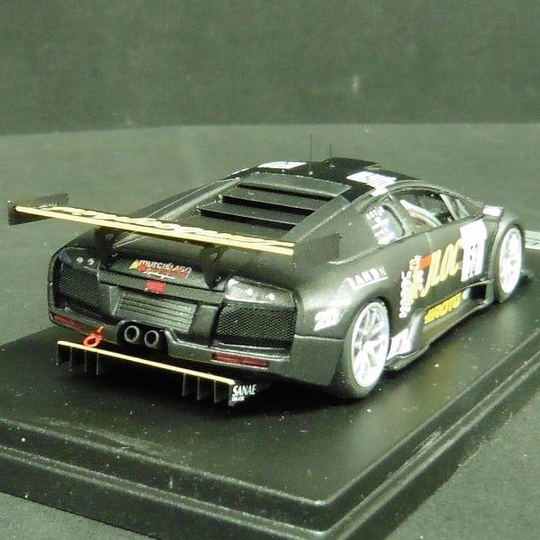 LOOKSMART 1/43 ランボルギーニ RG-T ル・マン 2006 レースver._3