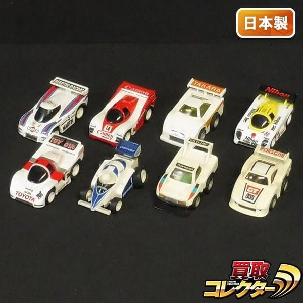 サーキットチョロQ HG WEC ポルシェ962 GTポルシェ935 他 日本製