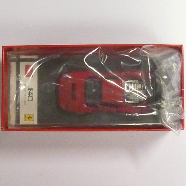 1/43 Make up アイドロン フェラーリF40 LM 1989モンツァ テスト_2