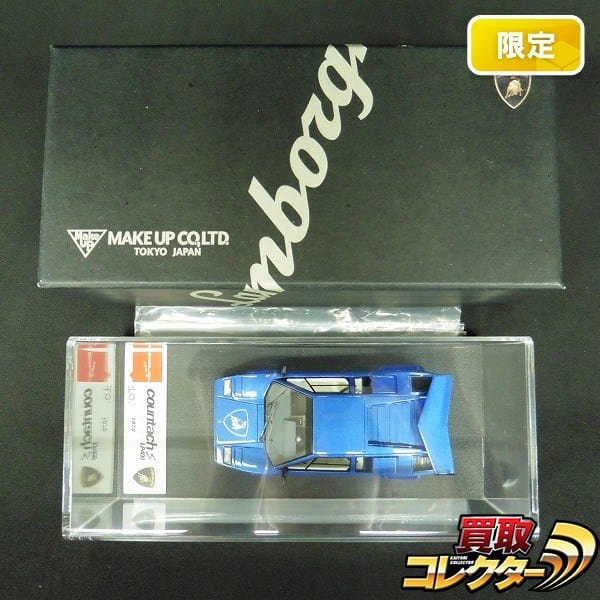 MAKE UP 1/43 カウンタック LP400S アイドロン 限定20台_1