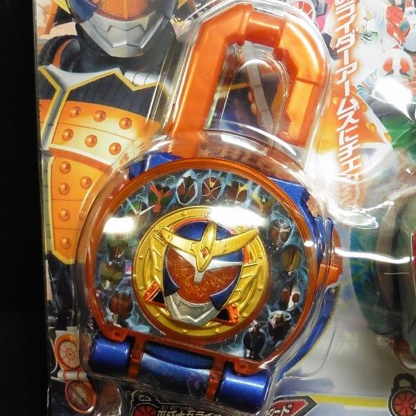 カチドキ ロックシード 大戦セット 仮面ライダー鎧武_3