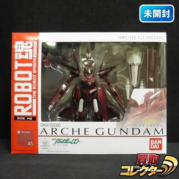 ROBOT魂 アルケーガンダム SIDE MS / ガンダム00_1