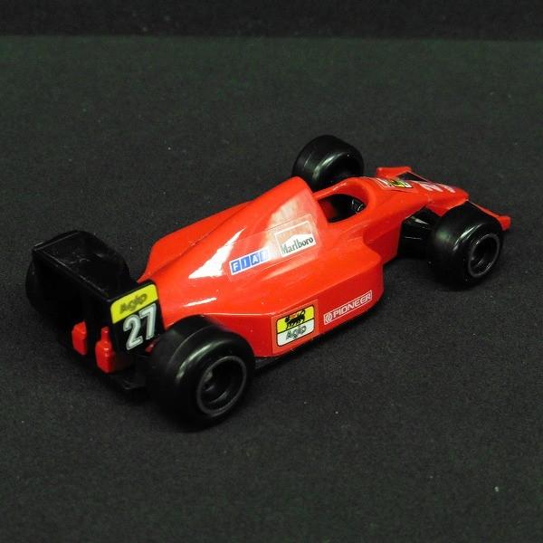 トミカ 赤箱 117 フェラーリ F-1 日本製 / レーシングカー_2