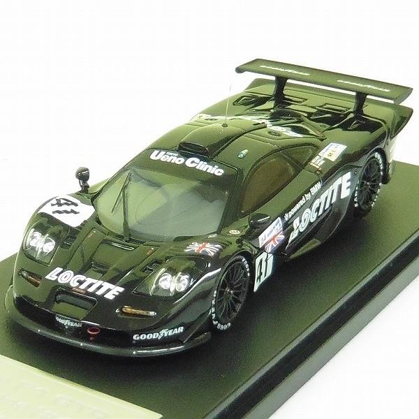 hpi 1/43 マクラーレン F1 GTR 1998 ル・マン #41 /ブラック_2