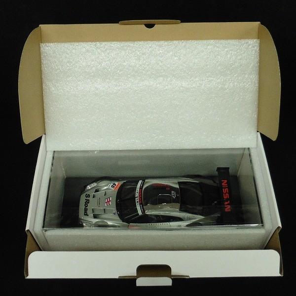 エブロ 1/18 スーパー GT500 2014 GT-R Rd. Fuji No.46 81018_2