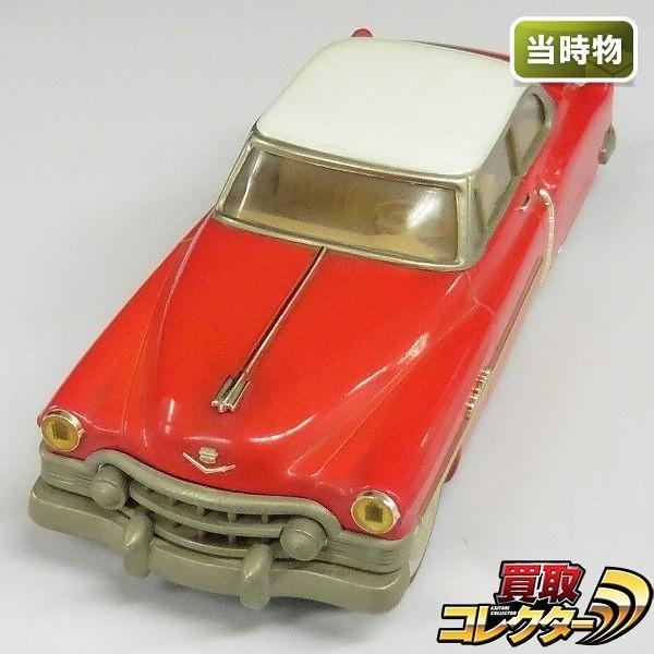 Fifties 50's キャデラック ブリキ フリクション 当時 日本製_1