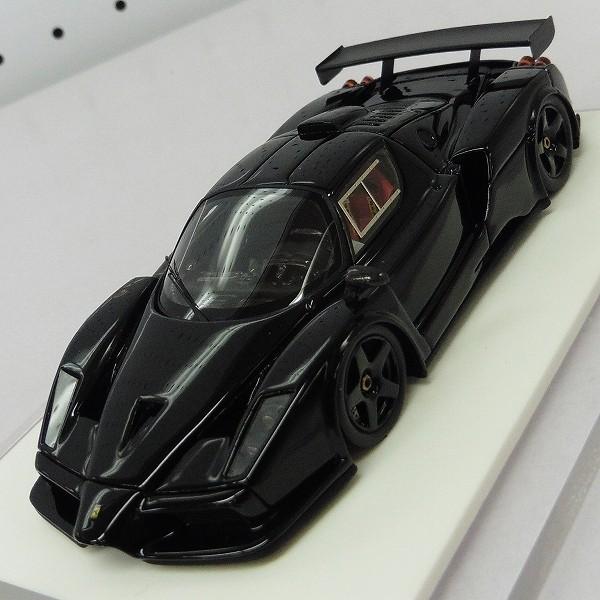 D&G 1/43 エンツォ GT (コンセプト) 2005 ブラック 200台限定_2