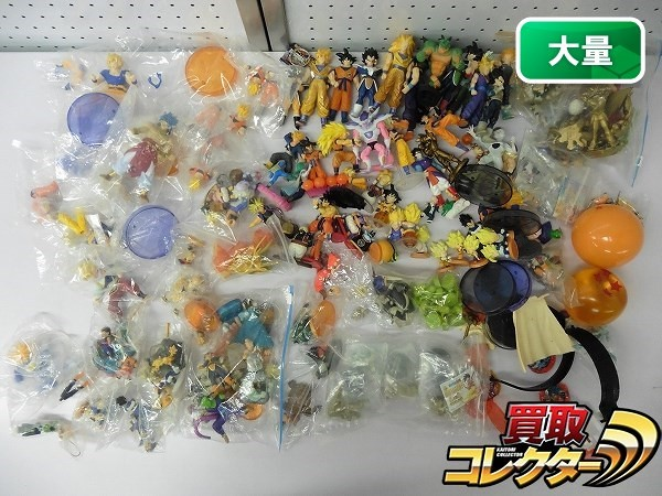ドラゴンボール ミニフィギュア 大量 ドラカプ 等 悟空 ベジータ_1