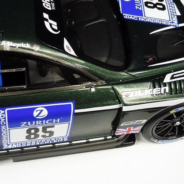 TSM 1/18 ベントレー GT3 #85 2015 ニュルブルクリンク_3