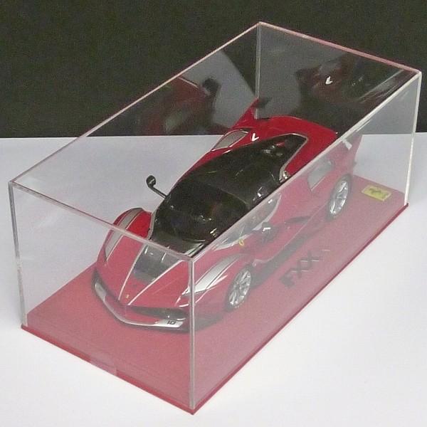 50台限定 BBR 1/18 フェラーリ FXX K 2014 Rosso Tristrato_3