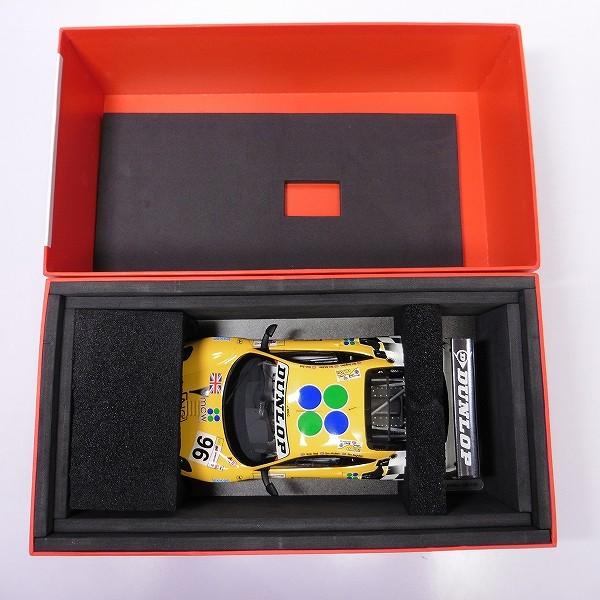 BBR 1/18 フェラーリ F430 GT2 ル・マン24h 2008 #96_2