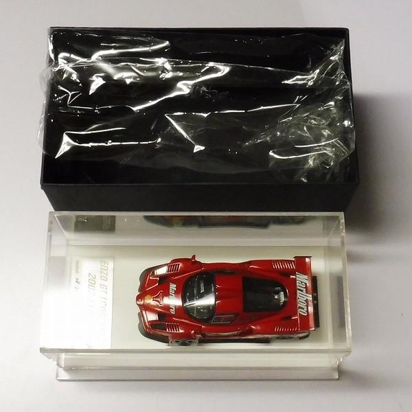 20台限定 D&G エンツォ GT コンセプト 2002 エボリューション F1_3