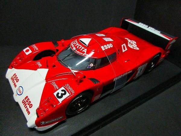 オートアート 1/18 トヨタ GT1 TS020 ル・マン AUTOart_2