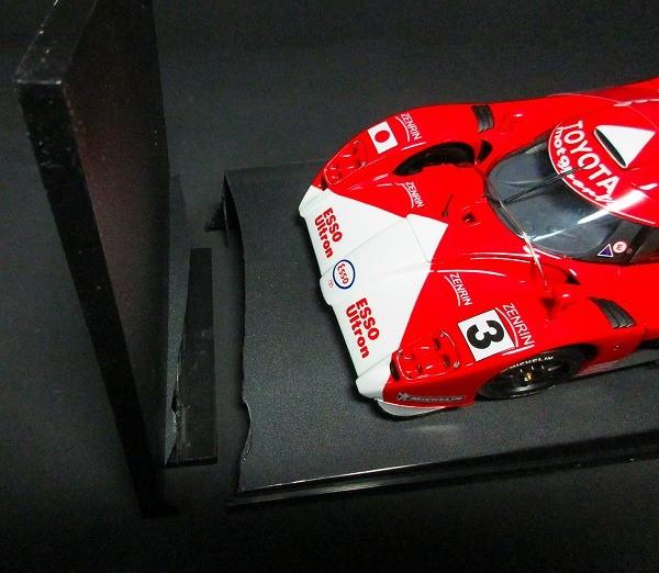 オートアート 1/18 トヨタ GT1 TS020 ル・マン AUTOart_3