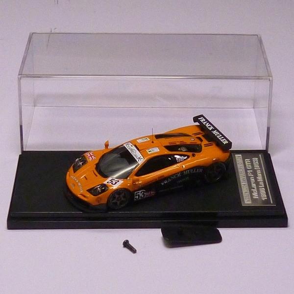 1/43 エブロ avex MUGEN NSX JGTC 1997 hpi マクラーレン F1_2