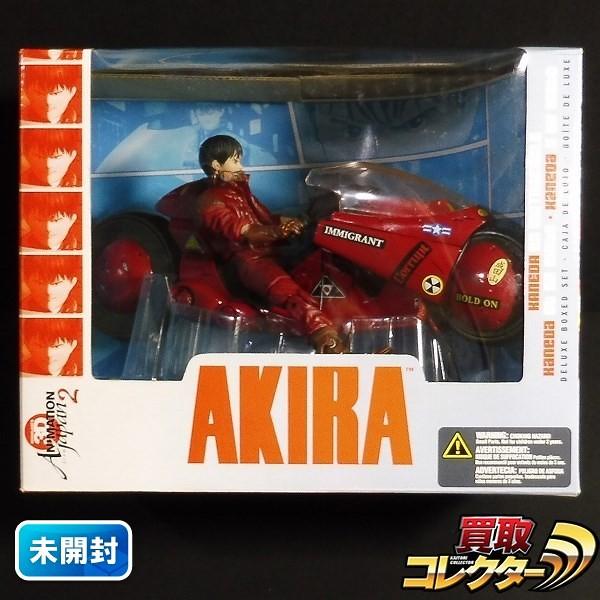 マクファーレントイズ AKIRA デラックスボックス 金田バイク