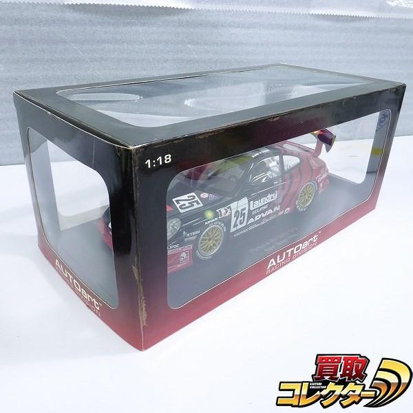 AUTOart 1/18 ポルシェ 911 (996) GT3スーパー耐久2005 #25_1