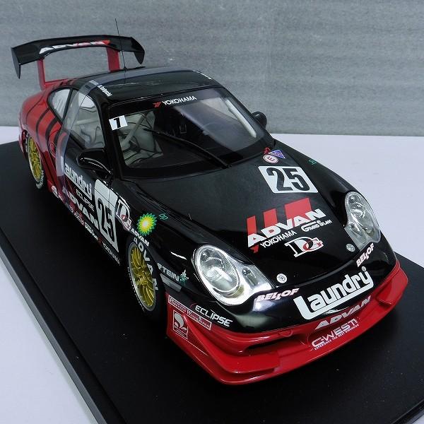 AUTOart 1/18 ポルシェ 911 (996) GT3スーパー耐久2005 #25_3