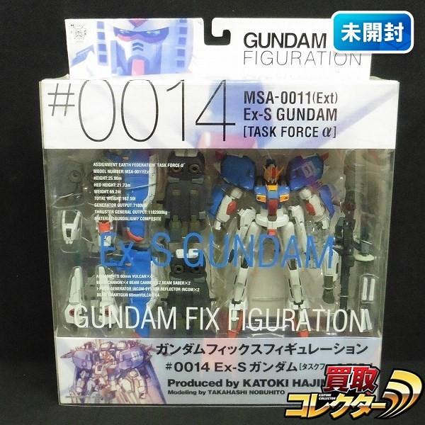 GFF #0014 Ex-Sガンダム [タスクフォース・アルファ] / バンダイ_1