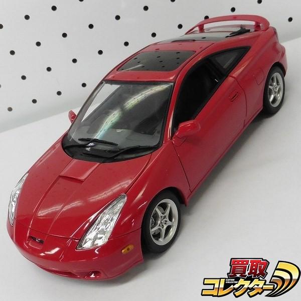 オートアート AUTOart 1/18 トヨタ セリカ GTS レッド / SS-II_1