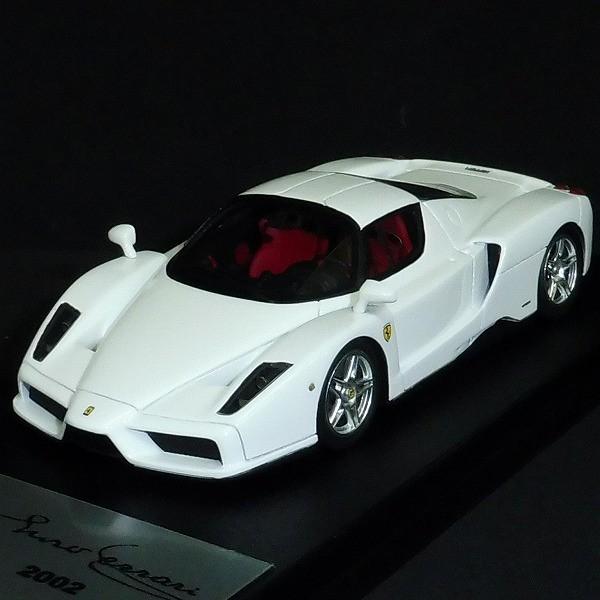 BBR 1/43 エンツォ フェラーリ 2002 ホワイト BBR150 /ミニカー_3